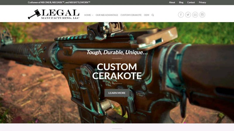 Legalmanufacturing.com | Website