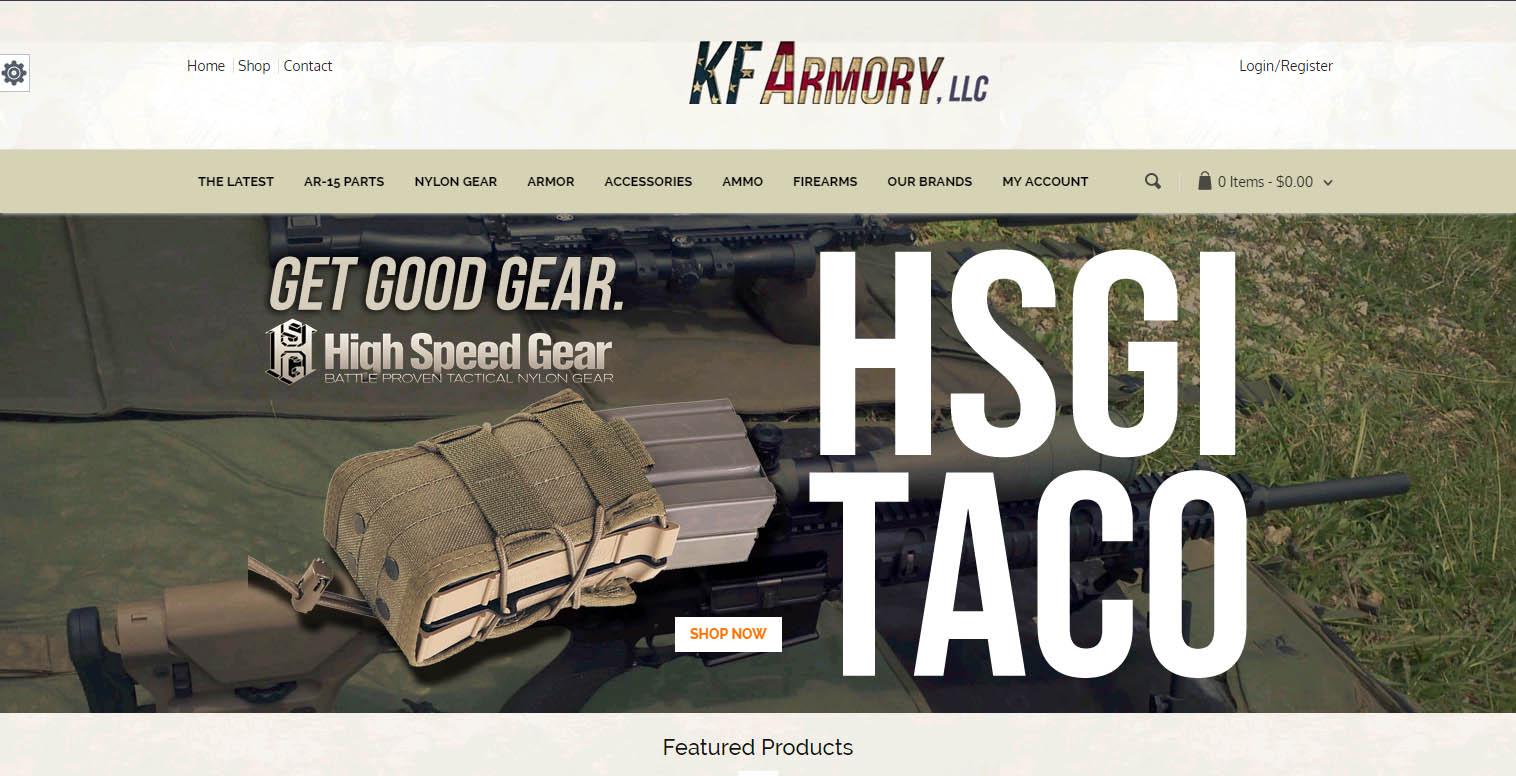 KFArmory.com | Website