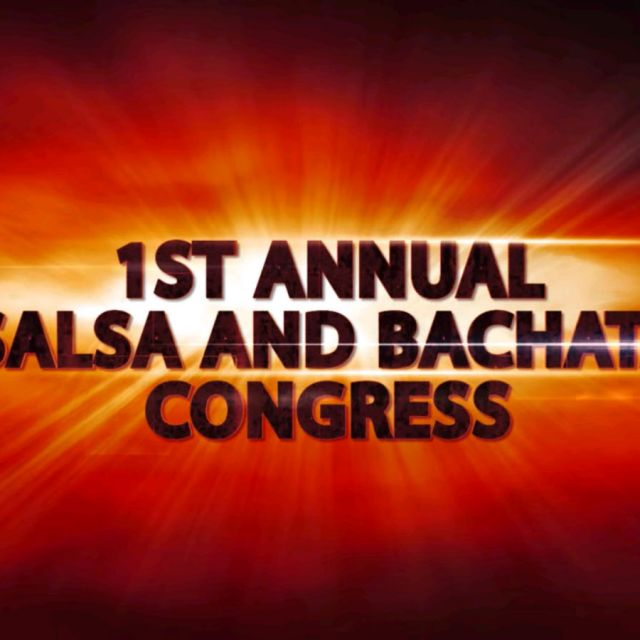 Hawaii Salsa & Bachata Congress 2015 | Video