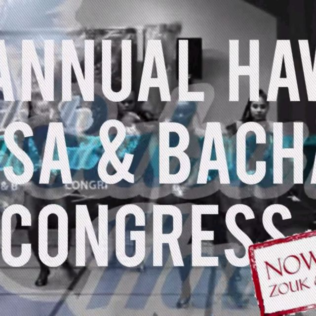Salsa and Bachata Congress in Hawaii 2016 | Video